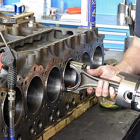 качественный ремонт дизельных двигателей Ивеко