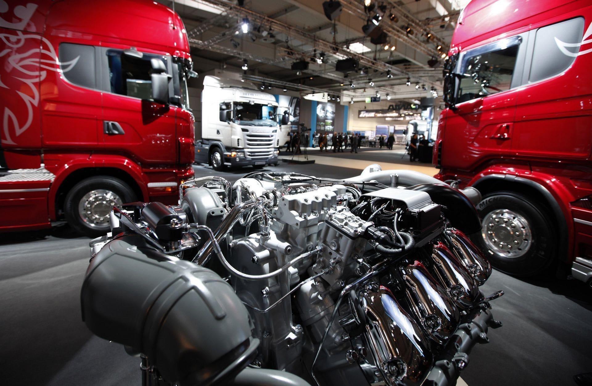 ремонт и обслуживание дизельных двигателей Мерседес-Бенц